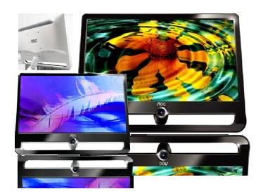 AOC produk LCD