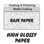 High Glossy Paper Coating