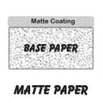 Matte Paper Coating