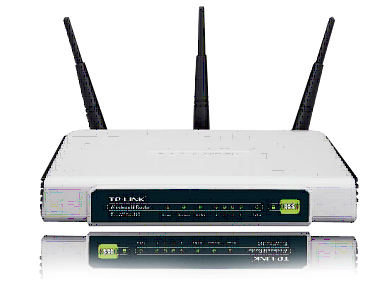 TP-Link WIRELESS ROUTER TL-WR941ND