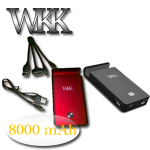 New Innovate IT with lifestyle (Powerbank WKK 8000 mAh)