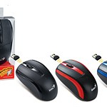 Genius Wireless Optical Mouse 6005